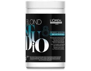 L'Oreal Blond Studio Multitech Powder 500g