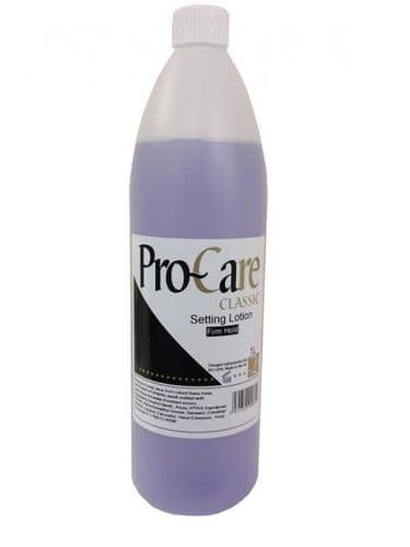 Pro-Care Setting Lotion Firm Hold 1L