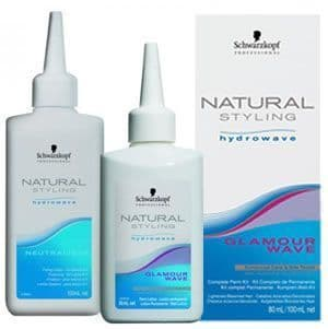 Schwarzkopf Natural Styling Hydrowave Glamour Wave Perm 0