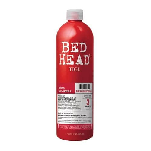 TIGI 750ml Resurrection Shampoo