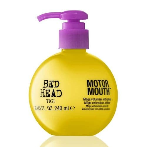 TIGI Bed Head Motor Mouth Mega Volumizer with Gloss 240ml