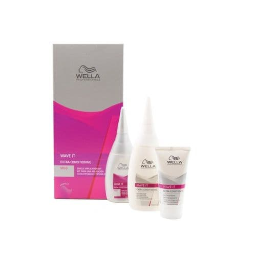 Wella Perm Creatine+ Wave Natural / Resistant Hair