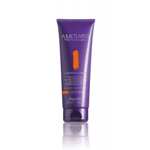 Amethyste Coloring Mask - Copper 250ml