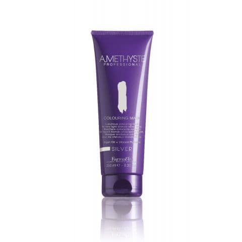 Amethyste Coloring Mask - Silver 250ml