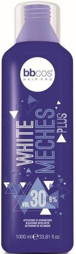 BBcos White Meches Plus Developer 1L