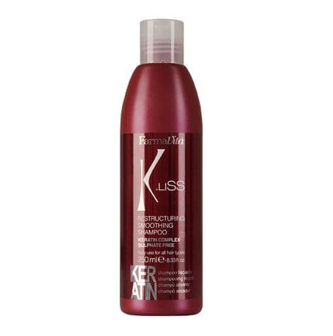 K.Liss Restrucuring Smoothing Shampoo 250ml