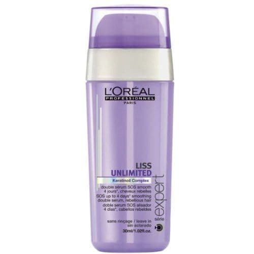 L'Oreal Serie Expert Liss Unlimited SOS Smoothing Serum 30ml
