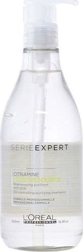 L'Oreal Serie Expert Pure Resource Shampoo 500ml