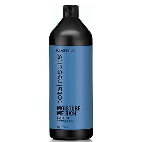 Matrix Moisture Me Rich Shampoo 1000ml