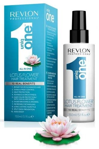 Revlon Uniq One All-In-One Hair Treatment  - Lotus Flower 150ml
