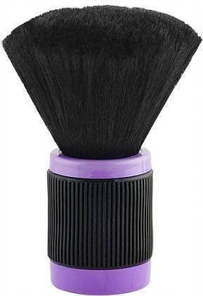 Soft Touch Neck Brush - Purple