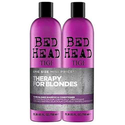 TIGI Dumb Blonde Tween Pack