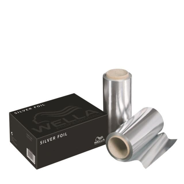 Wella Hair Dressing Foil - Silver 2 Pack