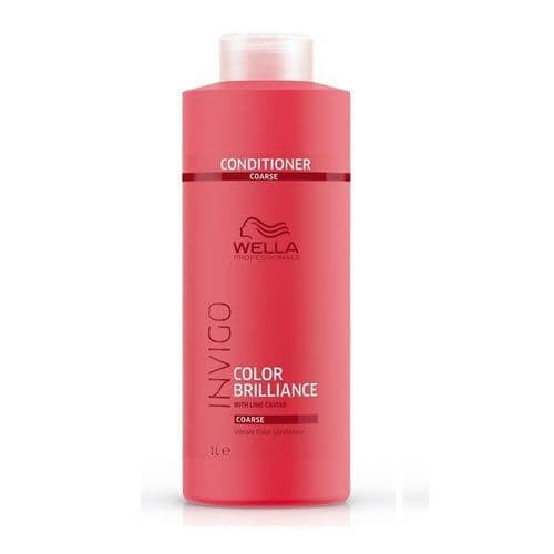 Wella Invigo Brilliance Conditioner 1L