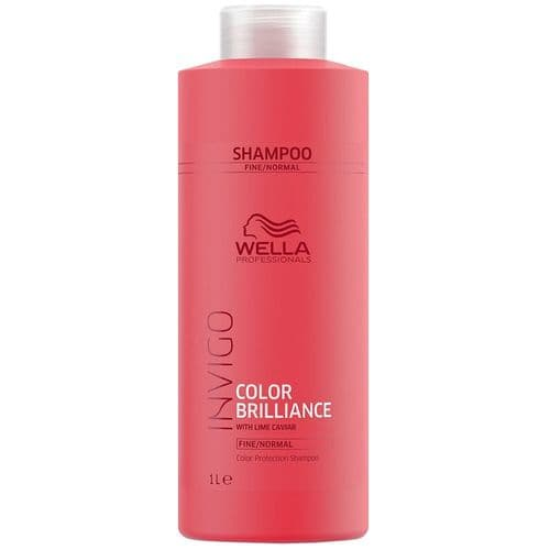 Wella Invigo Brilliance Shampoo 1L