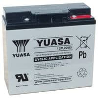 12V 20Ah VRLA Deep Cycle Battery
