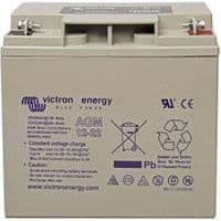 12V 22Ah AGM Victron Energy Battery BAT212200084