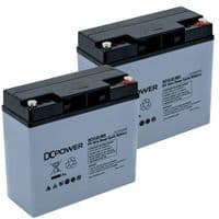 12v 22Ah Mobility Scooter Batteries DC12-22-XDC