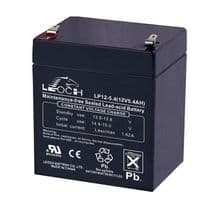 12v 5.4Ah Rechargeable Battery