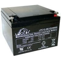 Challenger AA66 Direct Replacement Battery