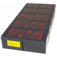 Compaq PowerUPS R3000 UPS Battery replacement