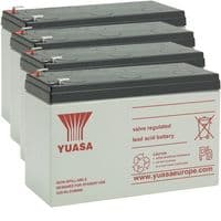 Compaq T1500XR UPS Battery replacement
