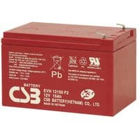 CSB EVH12150 Battery 12v 15Ah