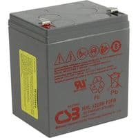 CSB HRL1223W Battery 12V 23W 5.8Ah