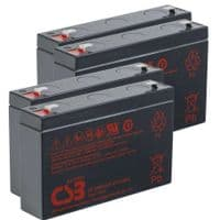 Eaton 5P 850i R Rackmount Battery Replacement