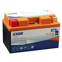 ELTZ10S Exide Li-Ion Lithium Motorbike Battery - Replaces YTZ10S ETZ10S-BS