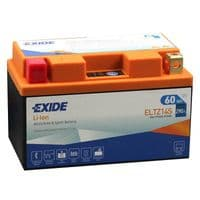 ELTZ14S Exide Li-Ion Lithium Motorbike Battery - Replaces YTZ12S YTZ14S ETZ14S