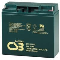EVX12170 B1B CSB Battery 12v 17Ah