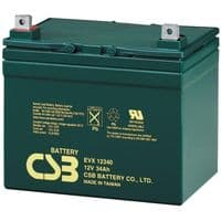EVX12340 CSB Battery 12v 34Ah
