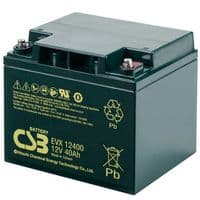 EVX12400 CSB Battery 12v 40Ah