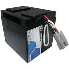 IBM 2130 R6X UPS Battery replacement