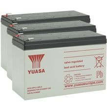 MGE Pulsar ESV11 UPS Battery Replacement