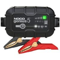 Noco Genius5 5 Amp Battery Charger, Maintainer, and Desulfator