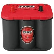 Optima Red Top Battery RTS4.2 RTS 4.2