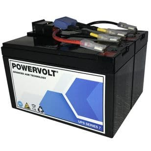 SMT750i Replacement Battery For APC