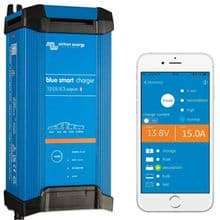 Victron Blue Smart IP22 Bluetooth Battery Charger - 12V 15A, 3 outputs